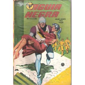 *aguia Negra Nº 4-julho-agosto-1955-rio Grafica Editora