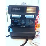 200046d1f6882 Vendo Camera Polaroid One Step Close-up Anos 80 Nova