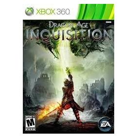 Dragon Age Inquisition Xbox 360 Usado Original Midia Fisica