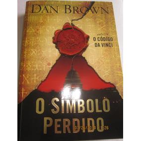 Livro - O Simbolo Perdido Dan Brown