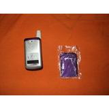 Tapa Trasera Motorola I776 Purpura