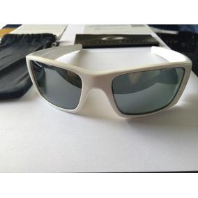 8359adc6ce9b4 Oakley Fuel Cell Polarizado Branco Na Caixa - Original