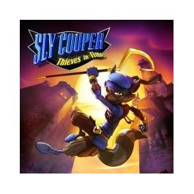 Sly cooper psp