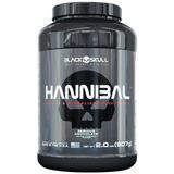 Proteina Importada Hannibal Cho-black + Bcaa 120cap Ion Labs
