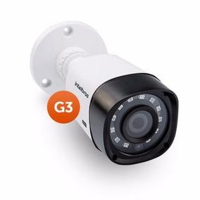 Kit 16 Cameras Intelbras Infra Hdcvi 720p Hd Vhd 1010b 3,6mm
