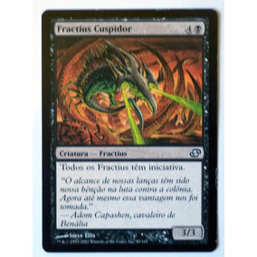 Magic The Gathering 1x Fractius Cuspidor Criatura