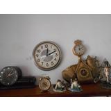 Lindo Relógio Silco Retro Caixa Em Alumínio