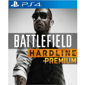 Dlc Expansão Battlefield Hardline Premium - Psn Ps4
