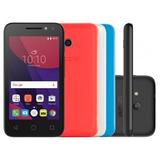 Smartphone Alcatel Pixi4 4 Colors 8gb Dual Chip 3g - Câm 8mp