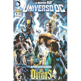 Universo Dc Nº 7 Os Novos 52