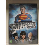 Dvd Superman - O Filme - Lacrado - Original