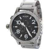 3dacdd9539e Relógio Nixon Chrono 51-30 Original   Varias Cores + 3 Anos