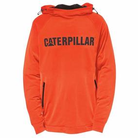 Sudadera Hoodie Caterpillar Cat Xl