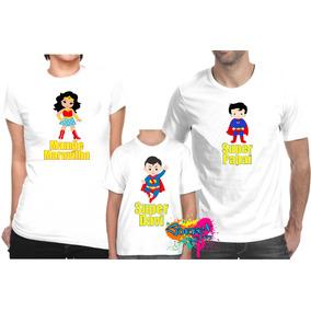 4b7f622942 Festa Mulher Maravilha - Camisetas e Blusas no Mercado Livre Brasil