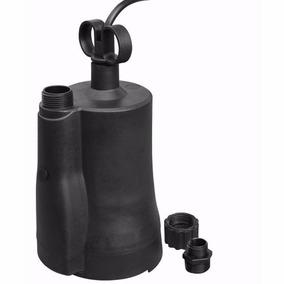 Bomba De Agua Sumergible 1/6 Hp 1350 Gph