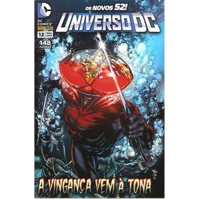 Universo Dc Nº 12 Os Novos 52