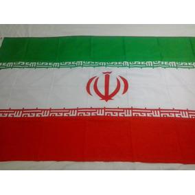 Bandeira Do Irã, Raridade, Importada ¿ 150x 90cm.