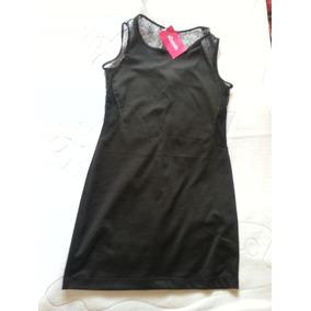 Vestido Negro Shasa