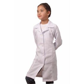 Jaleco Feminino Crianças, Laboratório Escolar