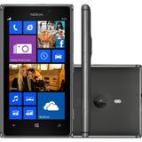 Nokia Lumia 925 Windows 8, 4g, Tela 4.5 , 8.7 Mp De Vitrine