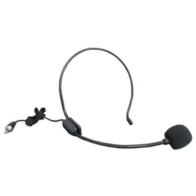 Kit Microfone Sem Fio Lapela Head Set Palestra Wireless Aula