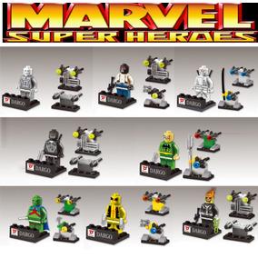 Figuras Compatibles Con Lego De Marvel Superheroes (dargo)