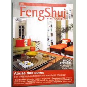 Revista Casa E Decoração Especial Feng Shui - Ano 4 Nº 15