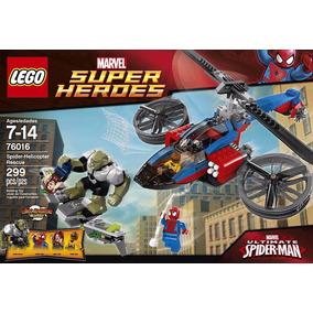 Lego Marvel Super Heroes 76016, Xuruguay