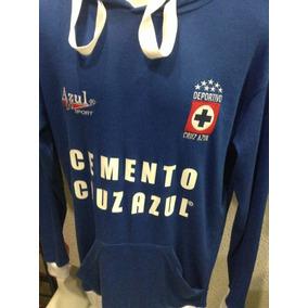 Sudadera Retro Cruz Azul Azul en Mercado Libre México feb7b5a568e