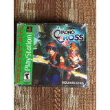 Chrono Cross ( Nuevo)+ Envío Gratis
