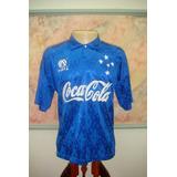 d97e13681d Camisas Antigas Do Cruzeiro - Camisas de Futebol no Mercado Livre Brasil