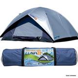 Barraca Camping Mor Iglu Luna 6 Pessoas 2,6x2,6x1,65