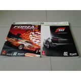 Guia Forza Motorsport 2 Y 3 Coleccion Xbox 360