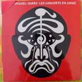 Vinilo Jean Michel Jarre Les Concerts En Chine 2lp