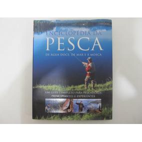 Livro Em Português - Enciclopédia Da Pesca