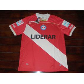 Camiseta Argentinos Jrs Olympikus Titular 2011/12 - Talle M
