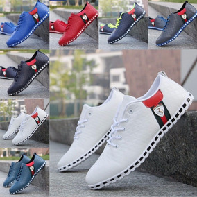 3d1bbd8b66d Tenis Fashion Hombre Breathable Recreational Shoes Casual Sh