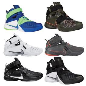 006e67fe0f87c Lebron Soldier 9 - Zapatos Nike de Hombre en Mercado Libre Venezuela