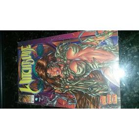 Hq - Witchblade Nº 8 De 8. Registro Módico Frete 9,00