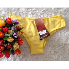Calcinha Boneca Amarela P