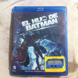 El Hijo De Batman Bluray Nuevo Y Sellado C/copia Digital