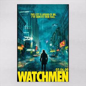 Poster 30x45cm Filmes Watchmen O Filme Watchmen