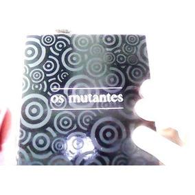 **os Mutantes Box 6cds + Livro A Divina Comédia-leia