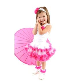 0e8bcbba31 Maravilhoso Vestido Luxo Tutu Para Princesas Bailarinas - Vestidos ...