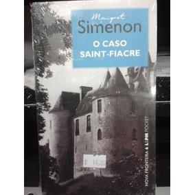 Livro - O Caso Saint-fiacre - Simenon