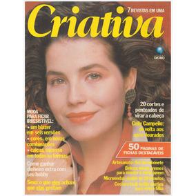 Revista Criativa Nº 5 - Setembro De 1989 Editora Globo