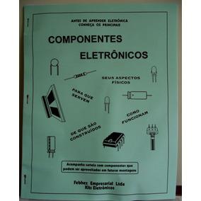 Kit Eletrônica Aprendendo Eletrônica