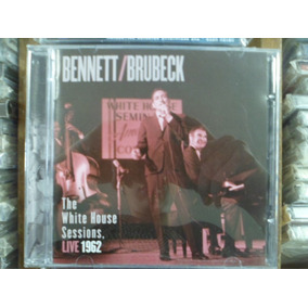 Cd - Bennet / Brubeck - The White House Sessions Frete 10,00