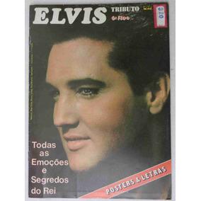 Elvis Presley Revista Todas As Emoções E Segredos Do Rei