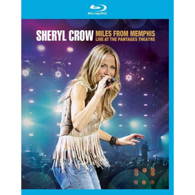 Sheryl Crow Miles From Memphis Blu Ray Show Clip